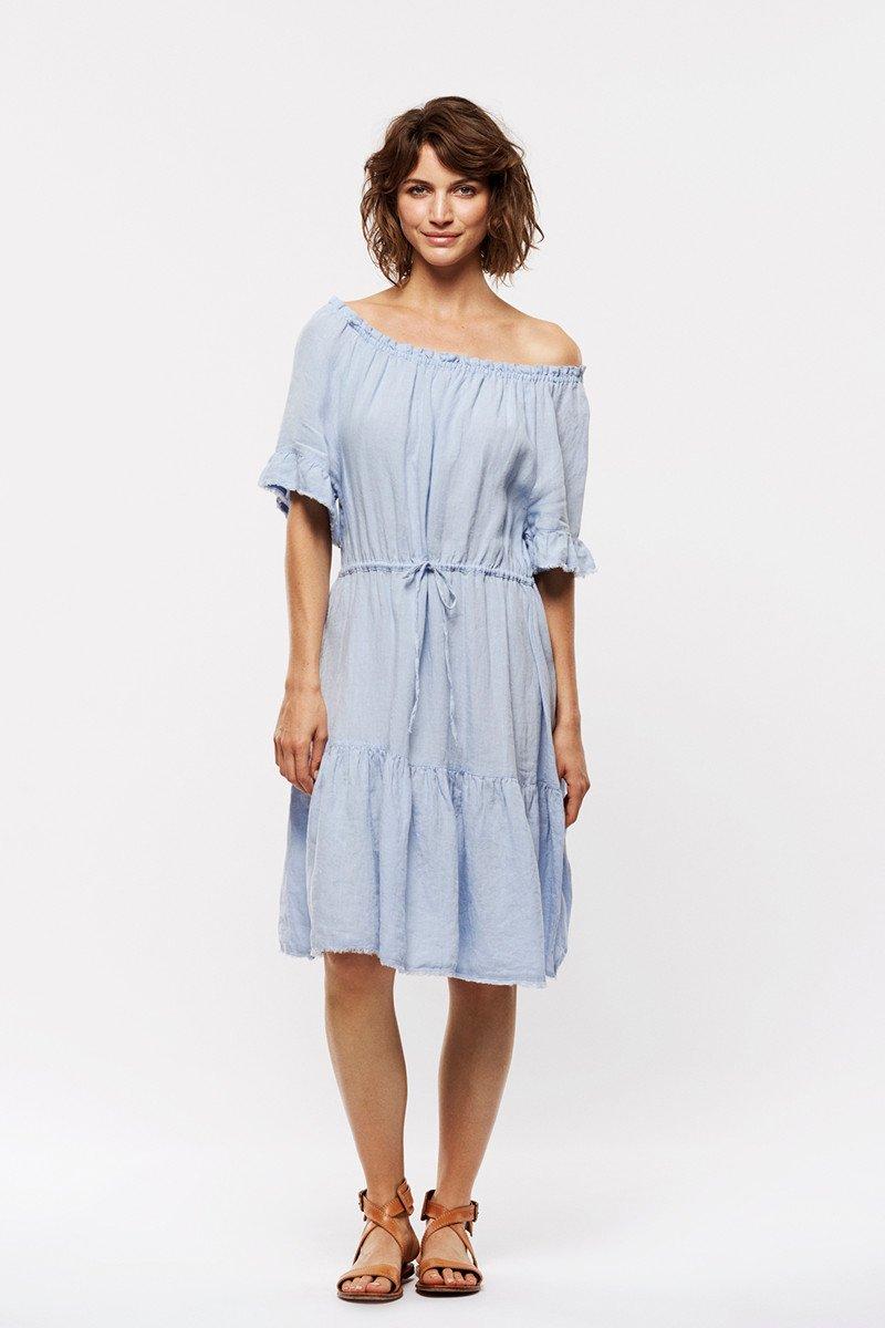 da6a5d21e319 Part Two - Lorelei Dress - Kentucky Blue - The Nest Shop