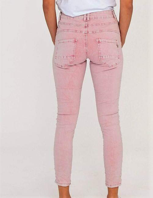 116ae15e Reunion - Mirakel Jeans - Pink - The Nest Shop