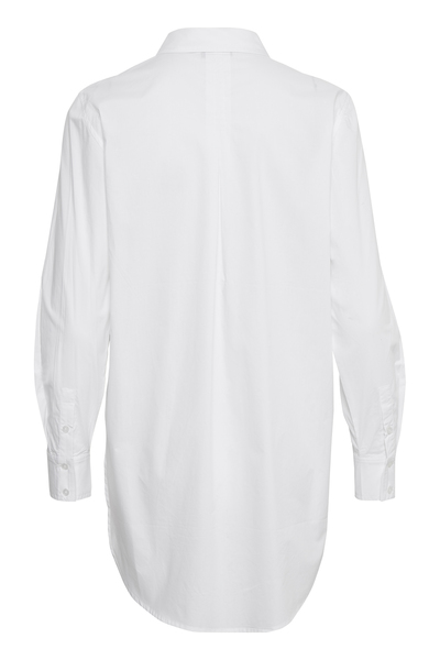 Part Two - Lulas Shirt - Bright White